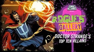 10 Greatest Doctor Strange Villains - Rogues