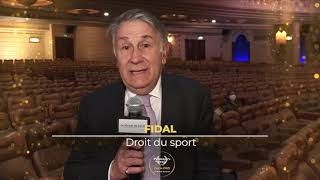 Palmarès du Droit 2021   Fidal Droit du sport