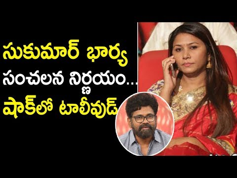 Director Sukumar Wife Thabitha Started New Business | Sukumar Wife Entered into New Business