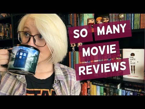 So Many Movie Reviews...   Off Topic