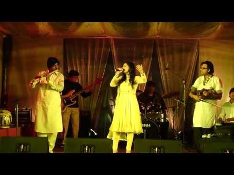 Tere Bin Nahi Lagda Live video