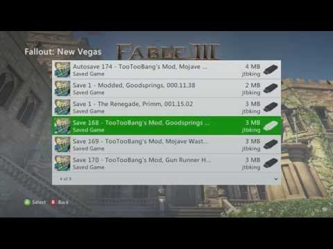 *NEW* How To Mod Fallout New Vegas On The Xbox 360!