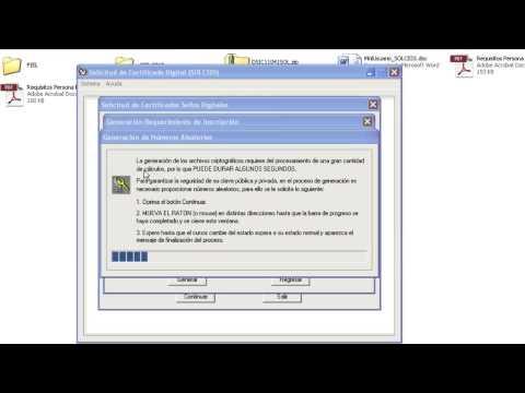 Como Solicitar El Certificado De Sello Digital Ante El Sat