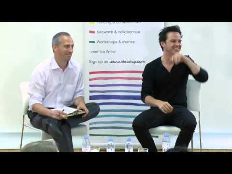 Andrew Scott IdeasTap Masterclass: Learning Lines