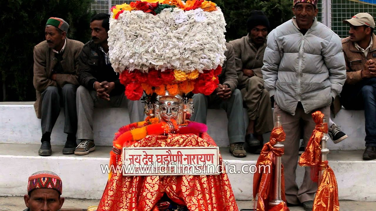 Narayan Dev 'jai Dev Ghadoli Narayan'