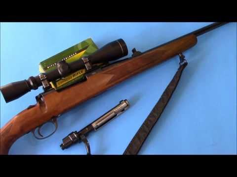 ZASTAVA 9.3x62 Mauser  M70 RIFLE REVIEW