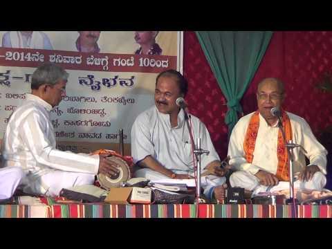 Yakshagana -- Gaana Vaibhava - 23 - Balipa Holla Dwandwa video