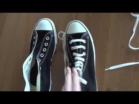 Fashion style How to chuck wear taylors without laces for girls