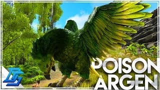 Ark Survival Evolved - Annunaki Genesis - Pt 4 - Poison Argent Fail , Canyon Prep  (Modded)