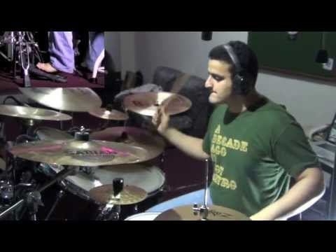 One Two Three Four Get On The Dance Floor - Chennai Express - Drum Cover
