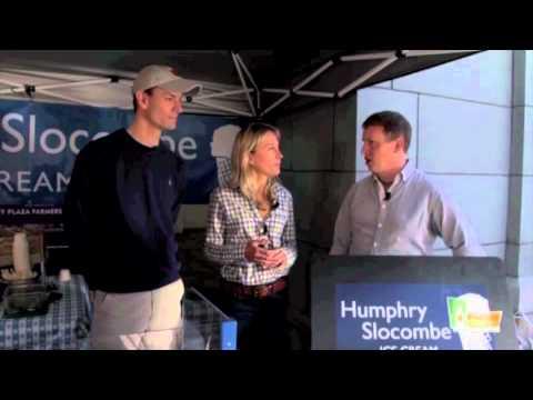Jake Godby and Sean Vahey of Humphry Slocombe: Honey