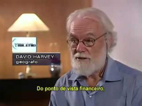 David Harvey fala sobre a crise do capitalismo