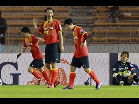 Nagoya Grampus Vs Seongnam Iihwa Chunma: AFC Champions League 2012 (Group Stage MD1)