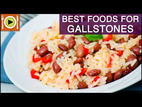 How to Treat Gallstones   Foods & Healthy Recipes