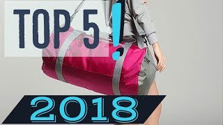 Best Gym Bags for Women in 2019