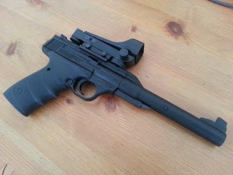 Umarex Browning Buckmark URX Pellet BB Pistol
