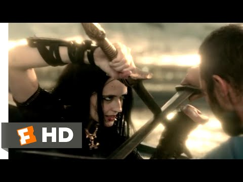 300: Rise of an Empire (2014) - Surrender to Me Scene (9/10) | Movieclips