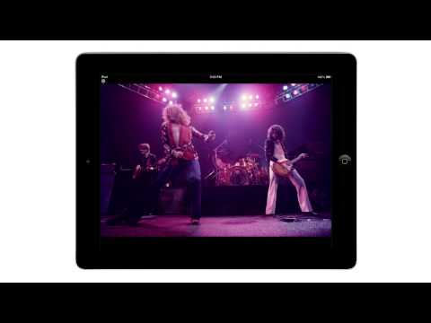 LED ZEPPELIN: SOUND AND FURY by Neal Preston (OFFICIAL TRAILER)