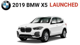 2019 BMW  X5 LAUNCHED IN INDIA   PRICE?   FEATURES & REVIEW