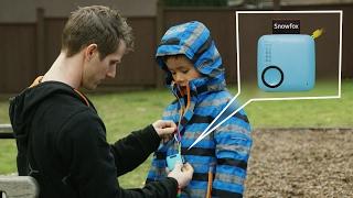 GPS Collar for my Kids