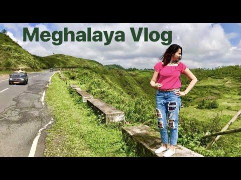 Meghalaya Vlog | Shillong | Cherrapunjee | Dawki | Mawlynnong ! 5 and 6 July 2018