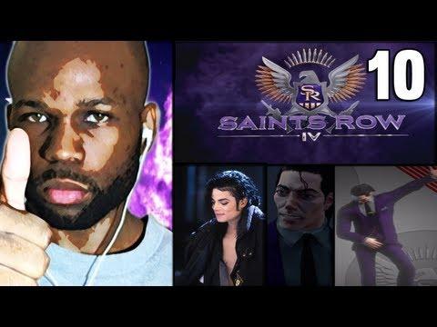 Saints Row 4 Gameplay Walkthrough PART 11 - STOMP POWER Michael Jackson (Lets Play)