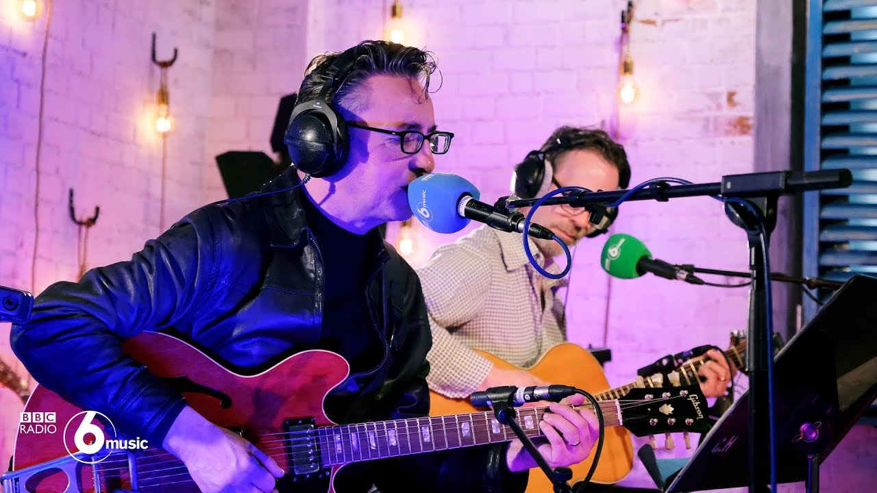 Richard Hawley - Off My Mind (6 Music Live Room)