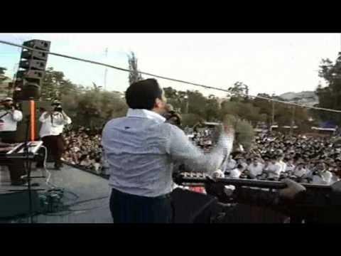 חיים ישראל - מנורה - ההופעה בחברון, סוכות תשע