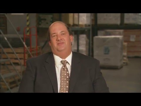 The Office | The Sting | Brian Baumgartner Interview