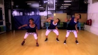 Azonto Kukere Dance Masterclass Ejekajo 3X by Kasaskie ft. Latifah