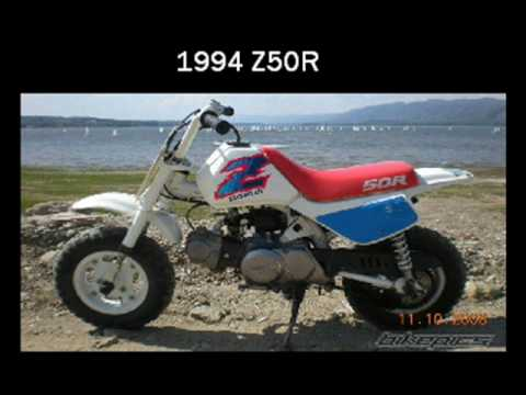 Honda Z50 History - How It All Started
