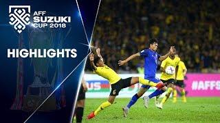 Phung phí cơ hội, Malaysia gặp bất lợi trước trận lượt về | VFF Channel