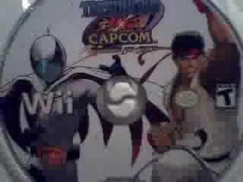 Tatsunoko Vs. Capcom: Ultimate All Stars Unboxing