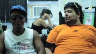 Ombusman entrevista - Vitinho (Sou foda)