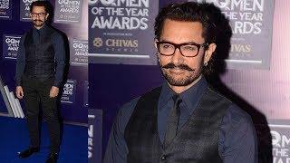 Aamir Khan At GQ Men Of The Year Awards 2017