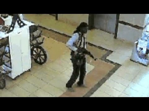 Footage obtained exclusively by CNN show the moment attackers entered the Westgate mall in Nairobi. Nima Elbagir reports.