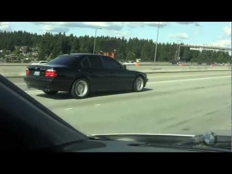 2001 BMW 740i e38