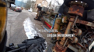 Magfed paintball | Urban environment - Rosersberg Facility