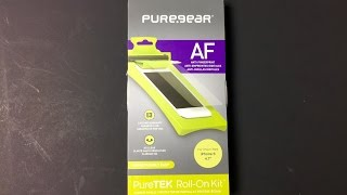 Pure Gear Easy Roll On Screen Protector - iPhone 6