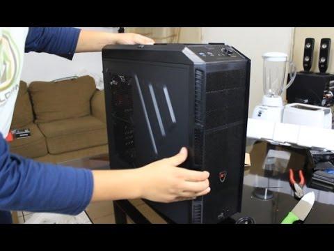 Gusgri compra nueva PC y se Rompe u.u (Unboxing)