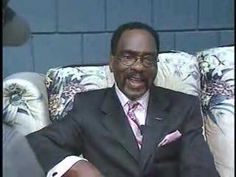 Sheletta interviews Rubin 'Hurricane' Carter