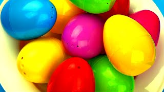 Surprise Eggs Peppa Pig Littlest Pet Shop Cars2 Disney Frozen Spongebob Hello Kitty Donald FluffyJet