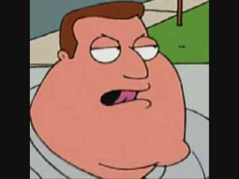 My Joe Swanson Impression Video