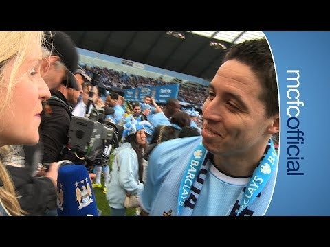 NASRI MAN OF THE MATCH | City v West Ham Champions 2014
