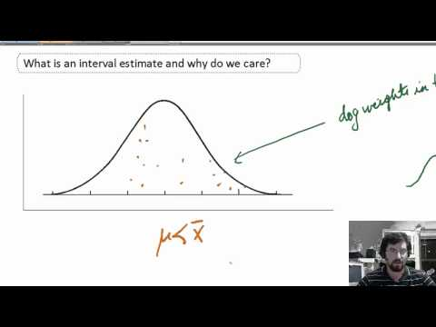 What is an interval estimate and why do we care - part 1.mp4
