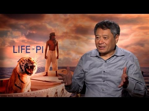 James Cameron On Ang Lee's Life Of Pi