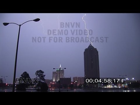 8/22/2007 Virginia Beach Lightning Show - Part 1