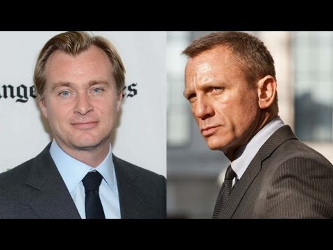 Christopher Nolan Eyed To Direct Next James Bond Film?