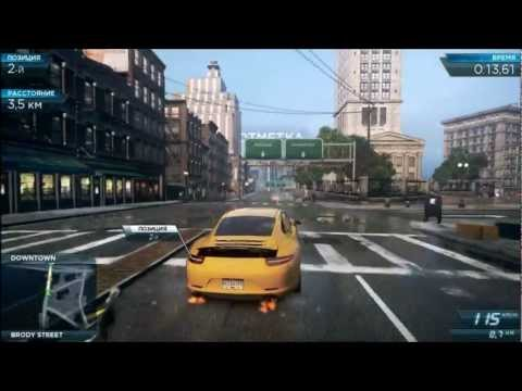 Need for Speed: Most Wanted - Limited Edition [2012] PC-Gameplay