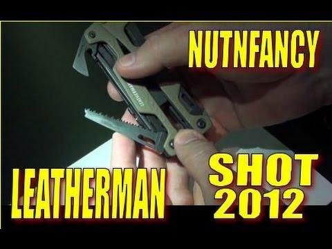 NUTNFANCY SHOT 2012: Leatherman!
